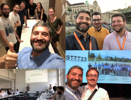 A busy summertime full of conferences for Mobilab!